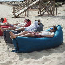 sand air bean bag, instantly beach fast inflatable beanbag chair, outdoor bean bag, outdoor and indoor new bean air sofa chair