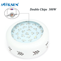 5pcs 30LED Double Chip Led Grow Light Full Spectrum 300W For Indoor Plant Growing LED Plant