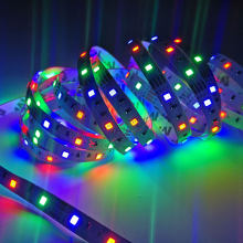 USB LED RGB Strip TV 50 CM 1 M 2 M 3 M 4 M 5 M SMD3528 Light 5 v/6 V Strip Natal Dekorasi Meja Lampu Tape untuk TV Pencahayaan Latar Belakang(China)