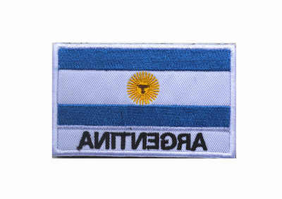 0bd027479e4 ... Embroidered Country Flag Patches Army Badge Patch 3D Tactical Military  Patches Fabric Cloth Combat Armband World ...