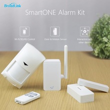 Broadlink S1c/S1 SmartOne Alarm&Security Kit For Smart Home Automation Alarm System IOS Android Remote Control