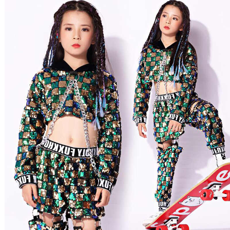 af56fd68859c Detail Feedback Questions about Sequin Kids Ballroom Dance Costume ...