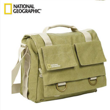 National Geographic NG 2476 Camera/Video Bag Soft Messenger Bag Easy Carry Bag Big Capacity Wearable Portable Bag For Action SLR