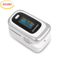 Finger Oximeter Portable Blood Pressure Monitor Pulse Oximeter For Measuring Pressure ECG Blood Pressure Meter