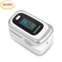 Finger Oximeter Portable Blood Pressure Monitor Pulse Oximeter For Measuring Pressure ECG Blood Pressure Meter