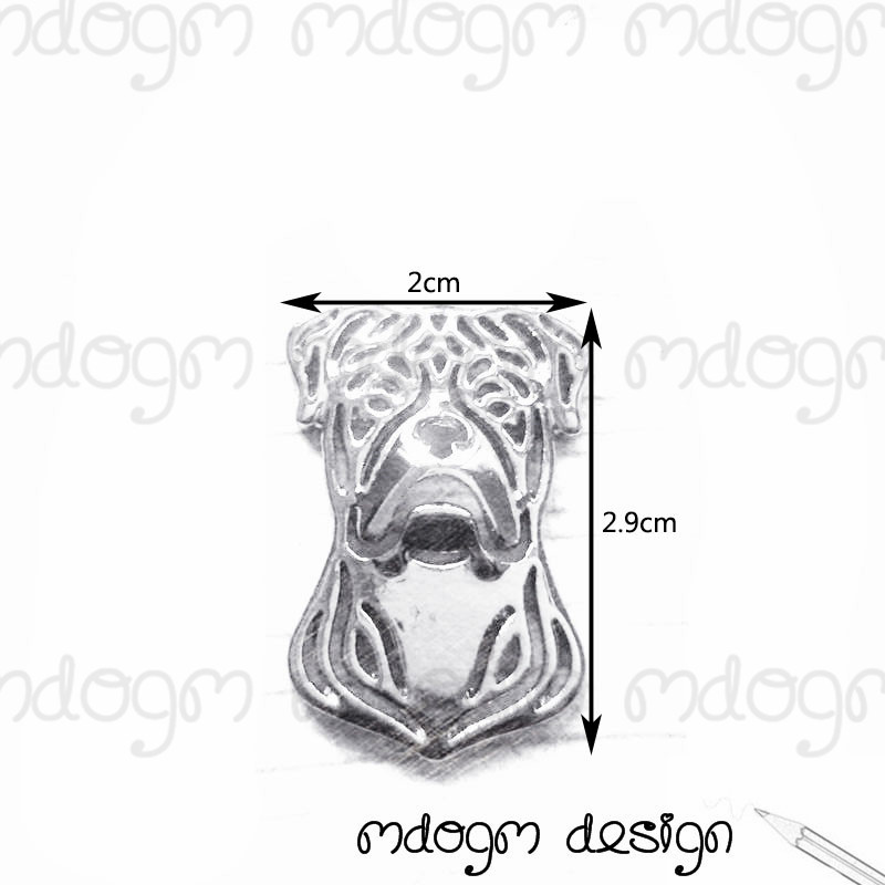 2018 American Bulldog Dog Animal Gold Silver Plated Metal Pendant Keychain For Bag Car Women Men Girls Boys Love Jewelry K020