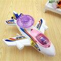 Alambre caliente luz aviones modelo de los aviones del rompecabezas creativos juguete puesto de venta de venta al por mayor