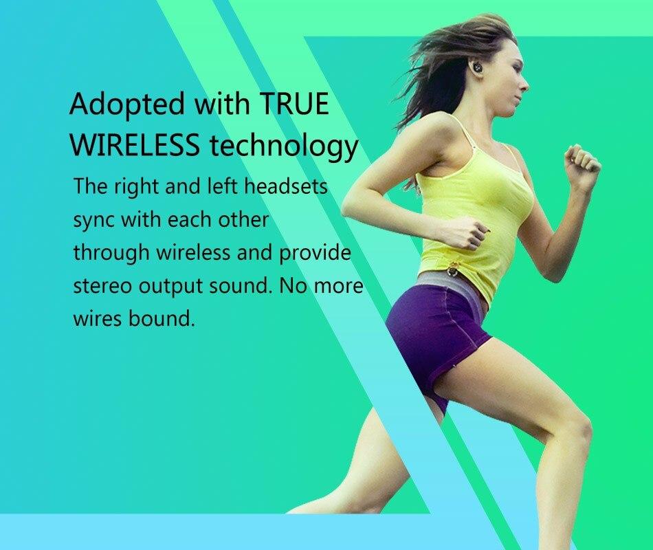 Best D900MINI Mini Bluetooth Headset Auriculares In Ear Earphones Bass Earbuds Hidden Wireless Earpiece For Iphone