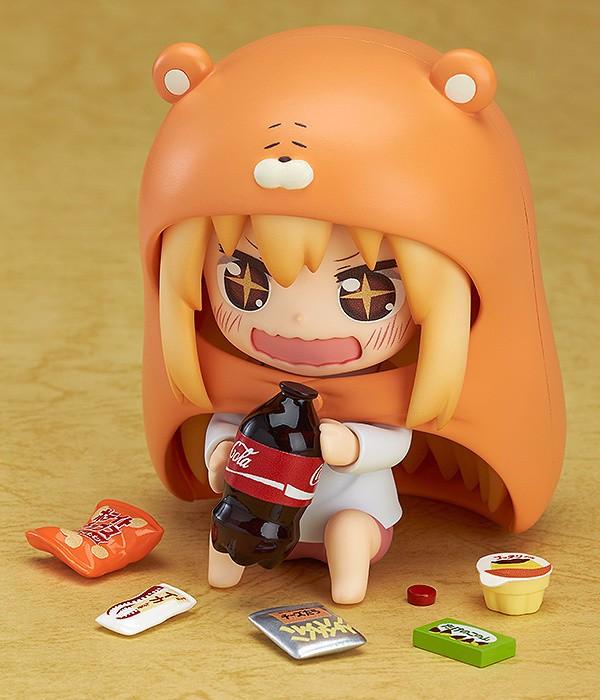 Himouto! Umaru-chan - Umaru Doma Action Figure (10cm)