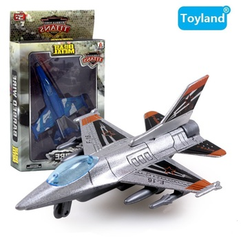 8-style F-16 F-18 alloy combat aircraft Military aviation model Pull Back Combat aircraft Fighter plane toys Gift for children image