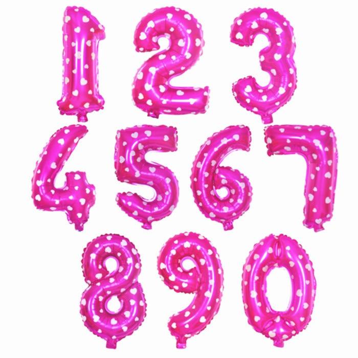 Top 10 Largest Balon Huruf Pink Brands And Get Free Shipping Hiakjij5
