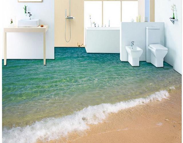 3d Fußboden Herstellen ~ D fußboden meer d boden kuche dekoration delphin algen d boden