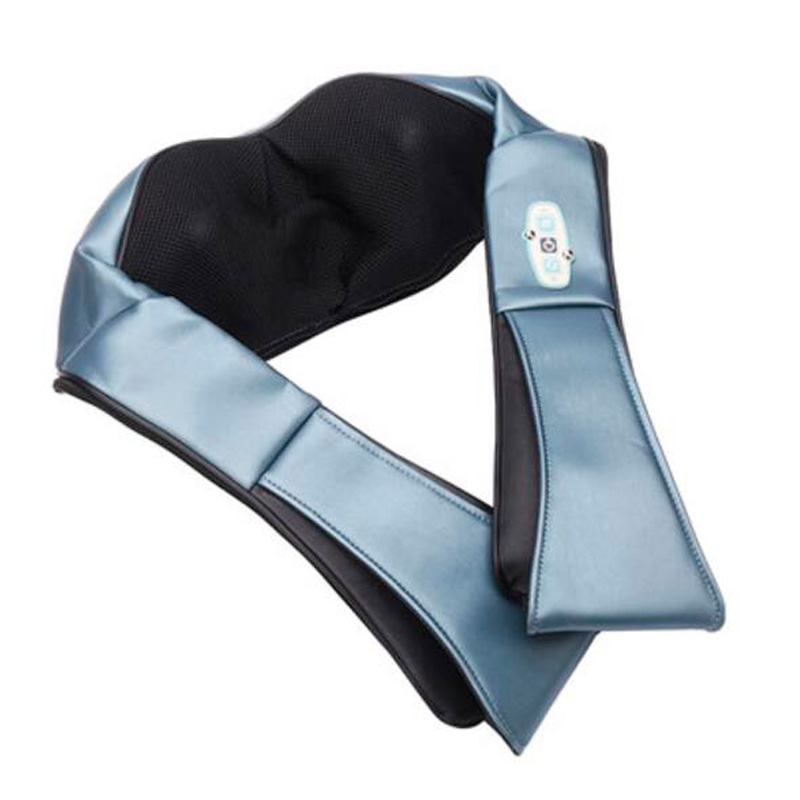 Wireless Massage Cape Charge Cervical Vertebra Massage Device Neck Malaxation Multifunctional Massage Belt cape cervical massage device beat multifunctional neck
