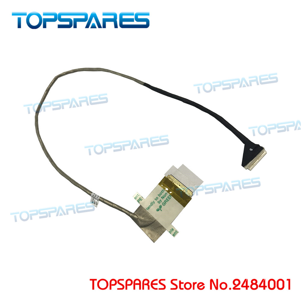 все цены на Original Laptop Display Cable New For RC710 BA39-01019A notebook vga cable screen lcd lvds cable flex онлайн