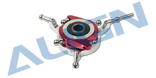Align Trex 500X CCPM Metal Swashplate H50H009XXW Align 500 parts Free Shipping with Tracking genuine align t rex 600 ccpm metal swashplate h60h004xxw original align t rex 550 spare parts free shipping with tracking