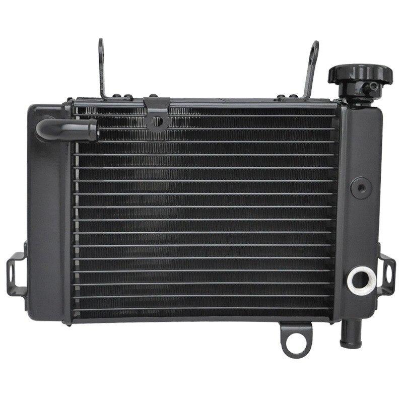 LOPOR For Honda CBR125 2003 2004 2005 2006 2007 2008 2009 CBR 125 03-09 Motorcycle Aluminium Parts Cooling Radiator Cooler NEW radiator for honda cb900f hornet 2003 2007 cb919f cooling cooler motorcycle parts cbf cb 900 919 f cb900 cb919 2004 2005 2006