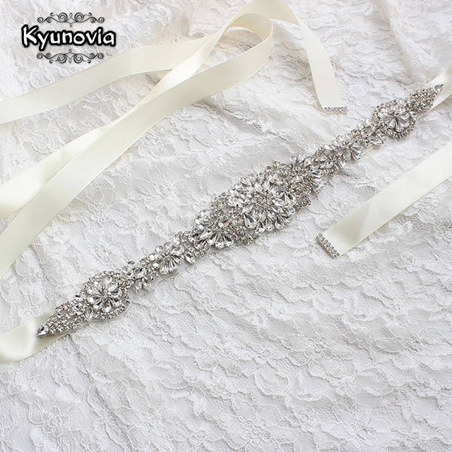 Crystal Wedding Belts 6