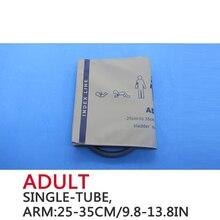TPU vejiga individual manguera de PVC para mindray monitor de paciente monitor de presión arterial para adultos cuero bp cuff