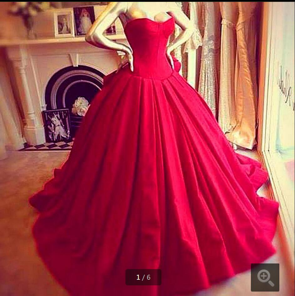 adbbc693f7 red ball dresses from Fashion Bloggers Recommend - Dresswe
