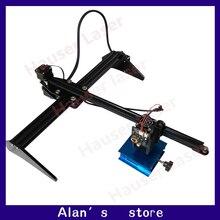 Máquina de gravura do laser de grande potência, máquina do cnc do laser, diy 30*40 tamanho do trabalho do gravador do laser, máquina do plotador da marcação do cnc cuttergrave