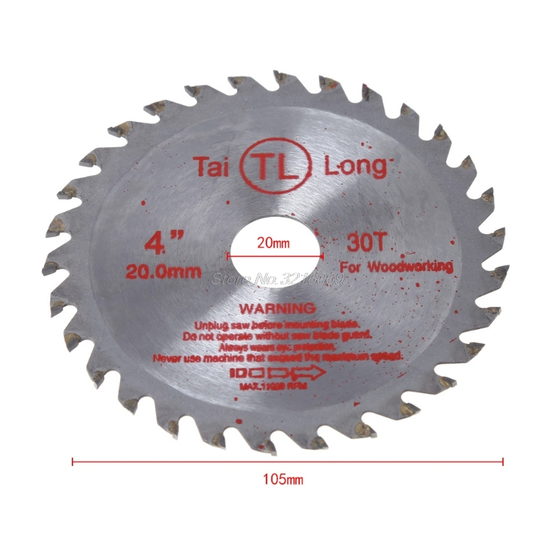 High Quality   Wood Cutting Saw Blade 110 Angle Grinder Circular Drill Saw Blade Power Tool Whosale&Dropship