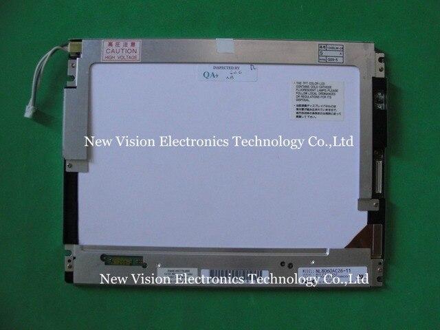 Оригинальная ЖК панель для NEC для промышленного оборудования класса А + 10,4 дюйма