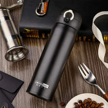 Coffee Boy vacuum flask thermoses for tea straight cup thermo mug thermos bottle Portable 304 stainless steel termos thermocup(China)