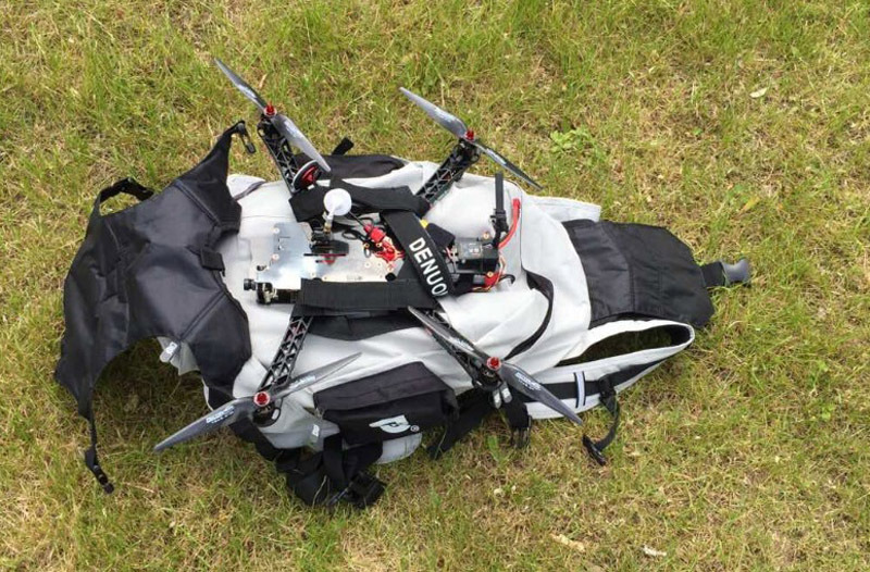 Bag for Inspire and TBS Discovery FPV Multicopter велотренажер inspire ic1
