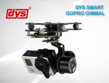 DYS 3 axis SMART Gopro Brushless Gimbal w/Motor & Gimbal Controller for DJI FPV