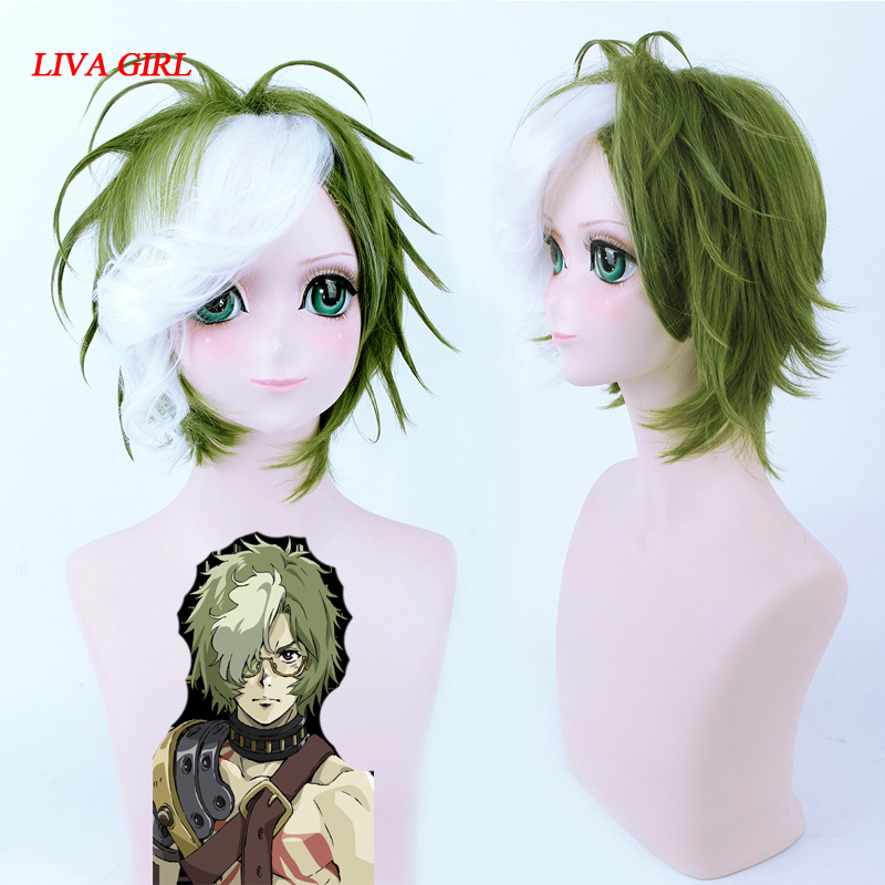 NEW High quality Mumei Cosplay wig KABANERI OF THE IRON FORTRESS anime costume play wig free shipping Halloween costumes