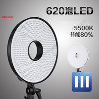 Fancloneyes 620 Bubble high power LED photographic lamp LED ring photography exterior light eye light camera lamp CD50 T03