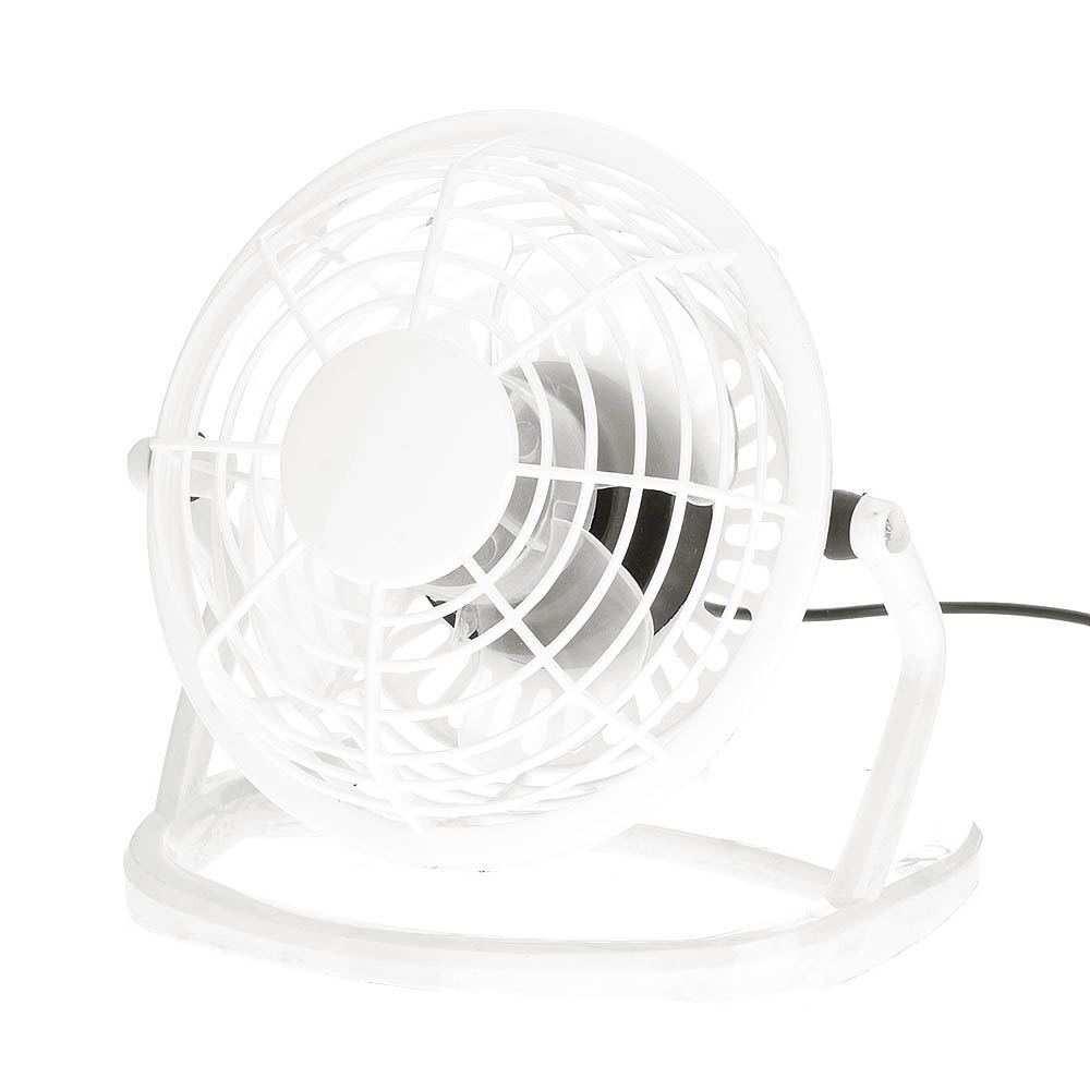 New Portable Plastic USB Plug Cooler Cooling Desktop Mini Fan