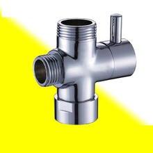 3 ходовой переключающий клапан bsp для ручной душевой лейки