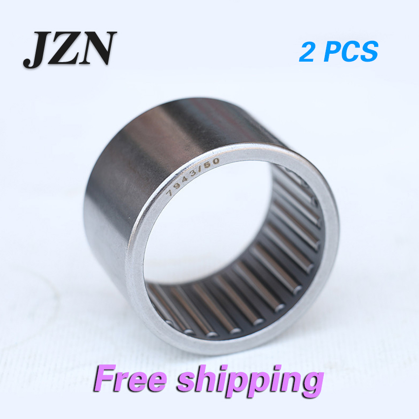 Free Shipping! HK2220 HK222820 22*28*20mm Needle Roller Bearings