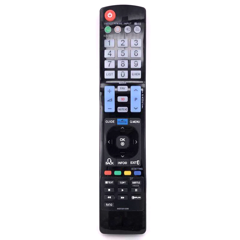 NEW Original FOR LG LCD 3D HD TV REMOTE CONTROL AKB72914295 for AKB72914293 AKB72914296 AKB72914297 for lg akb73715601 akb73975728 akb73715603 replacement new tv remote control fit led lcd tv remote
