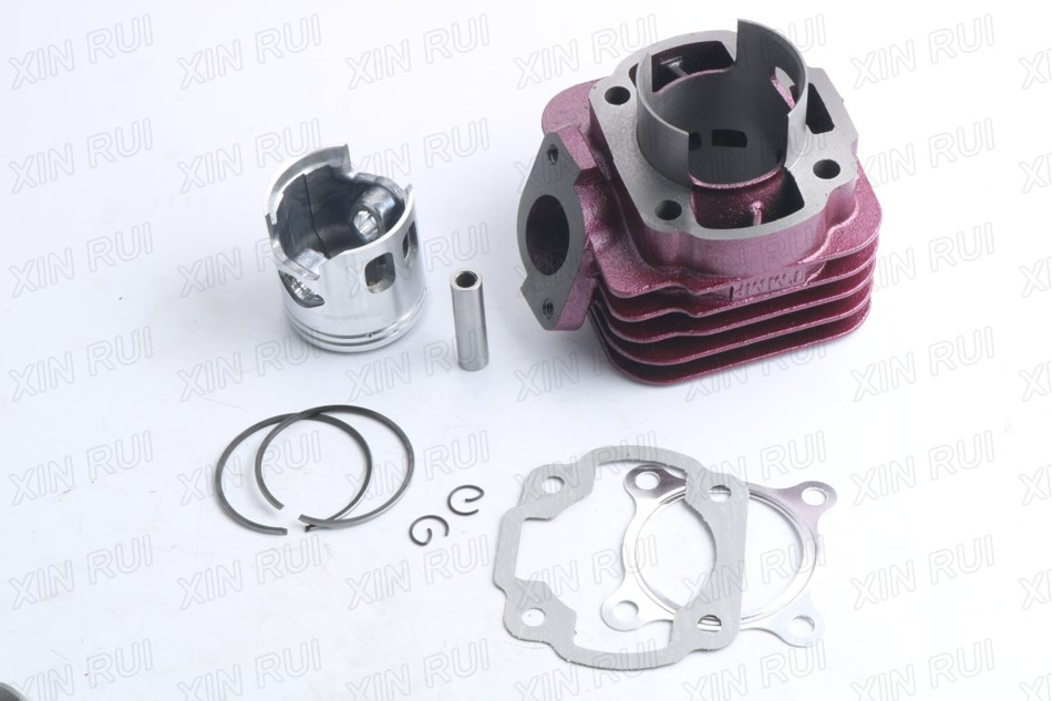 70CC JOG 50 Yamah Minarelli 1E40QMB CYLINDER piston BIG BORE KIT NEW 47mm/10mm 38mm cylinder barrel piston kit