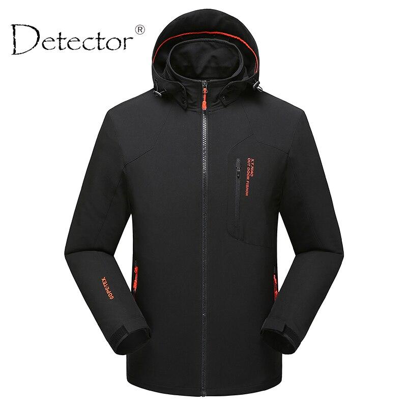 Мужская ветрозащитная непромокаемая теплая флисовая куртка для охоты и рыбалки
