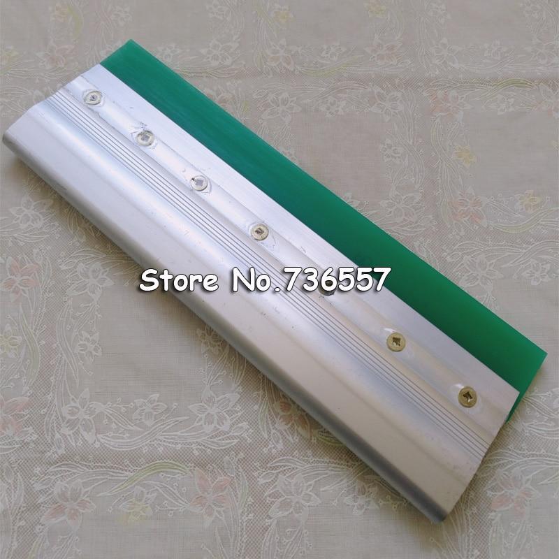 1 pc Aluminium Alloy Handle Screen Printing Squeegee 30cm / 11.8 Inch Customization Accpeted1 pc Aluminium Alloy Handle Screen Printing Squeegee 30cm / 11.8 Inch Customization Accpeted
