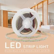 LED Strip 2835 IP20 Light Indoor Decoration DC 12V  Flexible Lighting Warm White Cool