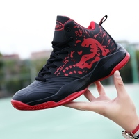 Man Basketball Sneakers Large Size 39 46 Mens High Top Sneakers Spring Autumn Trainers Shoes Comfortable Athletic Shoes