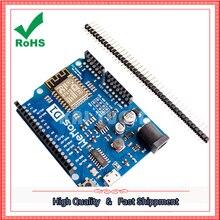 Upgraded version of We Mos D1 R2 WiFi UNO development board based on ESP8266 module