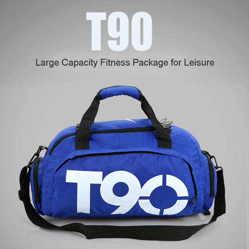 New Style Portable Shoulder Bag Backpack Gym Fitness Yoga Bag Outdoor Sports Ski Snowboard Clothing Shoes Storage Equipment