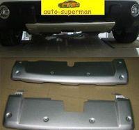 Передний + Задний бампер протектор для Honda CRV 2007 2008 2009 Алюминиевый сплав