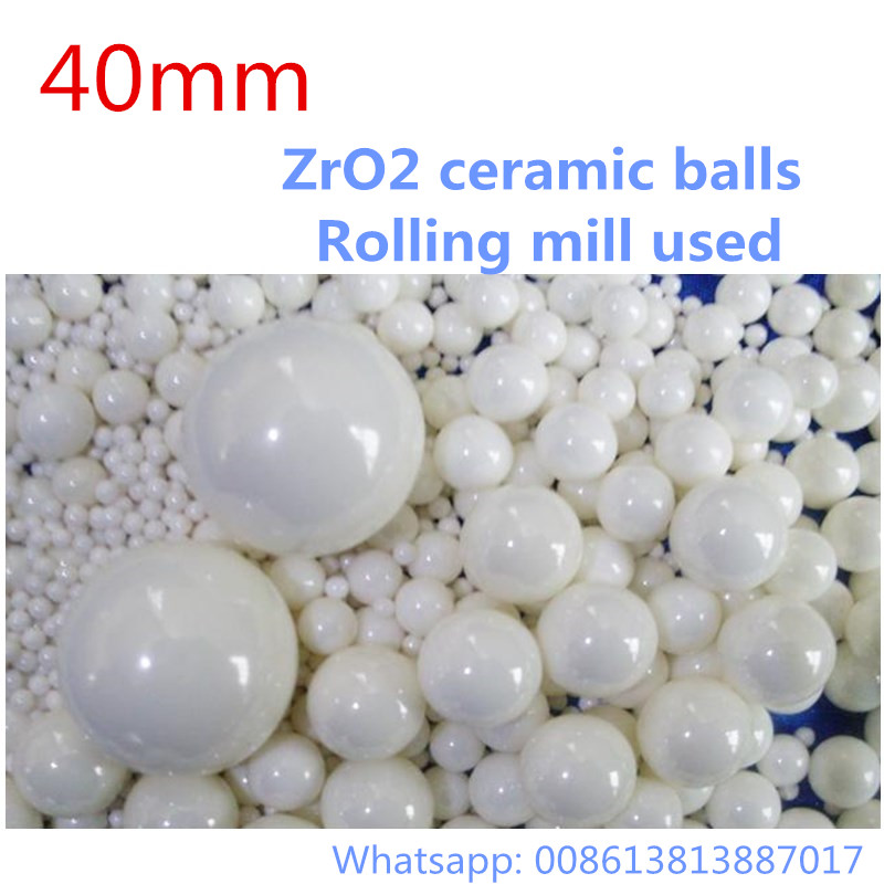 1kg/lot 40mm 20mm ball ZrO2 ceramic balls Zirconia balls used for Planetary mill Agitating mill roller mill Sanding mill machine1kg/lot 40mm 20mm ball ZrO2 ceramic balls Zirconia balls used for Planetary mill Agitating mill roller mill Sanding mill machine