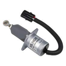 New Fuel Shut Off Solenoid For Ford Cummins Diesel 2-1/2 bolt spacing 8.3L 5.9L