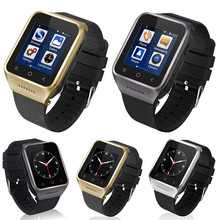 S8 Smart Watch Phone Bluetooth 4.0 Android 4.4.2 Wifi 3G WCDMA Dual Core MTK6572 1.2GHz GPS 5.0 MP Camera Wristwatch Smartphone