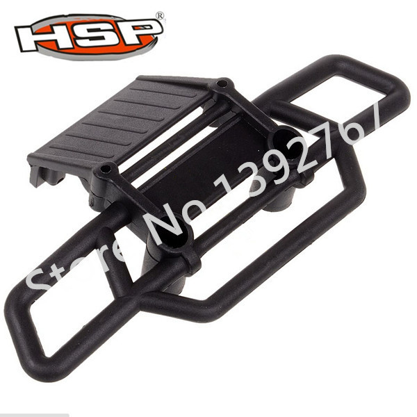 ФОТО 1 pcs hsp 08002 front bumper spare parts accessories for 1/10 rc car monster truck 94188 94111 monster brontosaurus