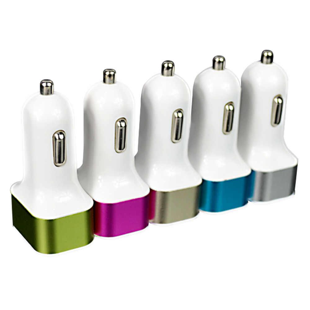 人気の5ボルト4.1a 3 usbポート車の充電器携帯電話camareタブレットpcのすべての種類の携帯スマートデバイス3 usbポート充電器
