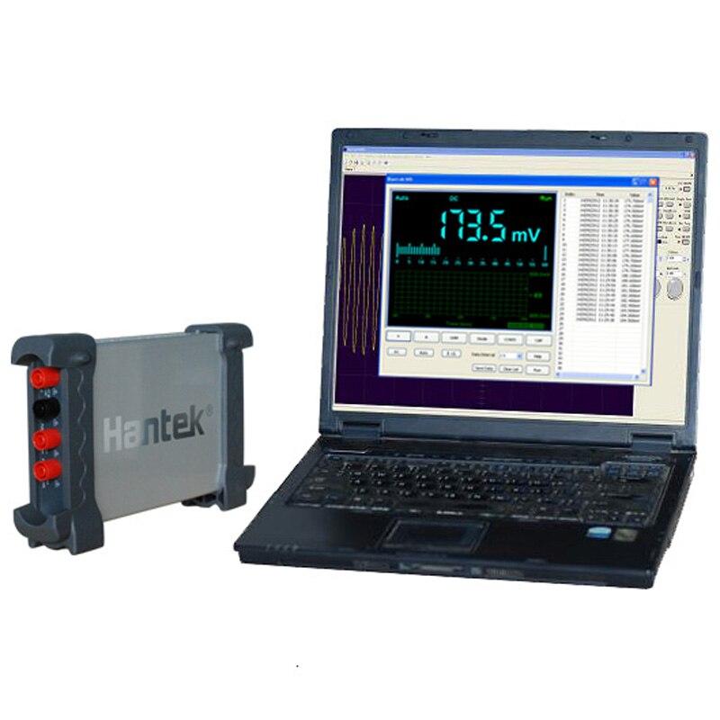 Hantek 365A PC USB Digital Data Logger Recorder bluetooth Data Loggers Multimeter Voltage Current Resistance Temperature tester  цены