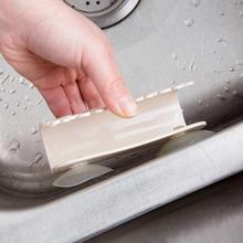 Kitchen Sink Side Shelf Sponge Storage Rack Bathroom Shower Storage Towel Soap Dish Holder Cabide Dishwashing Sponge Filter
